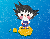 Son Goku - Kawaii Style #CDchallenge
