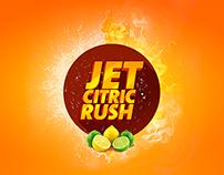 Propuesta de Sabor - Jet Citric Rush