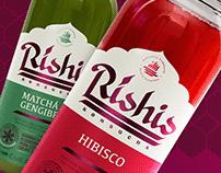 Rishis Kombucha