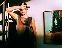Maria Rose Design session in art Gallery Hera Stockholm
