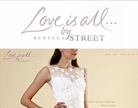 Love is all ... Logo