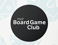 Hiof Board Game Club