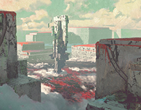 Nessus Landing Zone in Destiny 2.