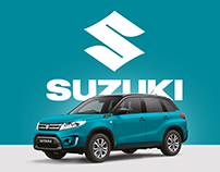SUZUKI's Social Media Tunisia 2017