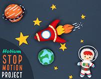 Hobium // Stop Motion Project