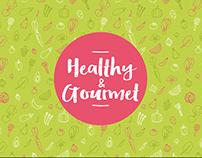 Healthy & gourmet - 2016