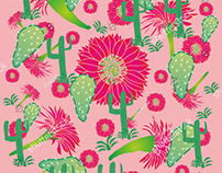CACTUS GRAPHIC DESGIN VECTOR ART