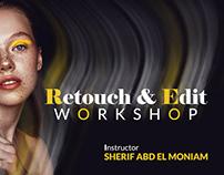 Retouch & Edit Workshop