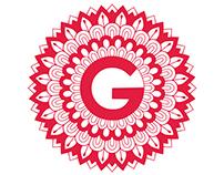 GHOSHA - Logo & Visual Identity Design