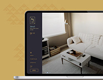 Serviced Apartments Web & Brand