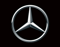 Mercedes-Benz. Gargash Enterprices. UAE