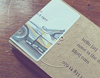 creative studio stationery