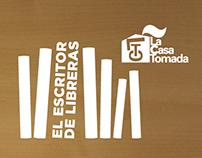 El Escritor de Libreras by La Casa Tomada
