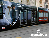 Megève - Tram