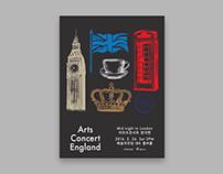 Art Concert: London, 2015