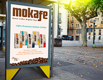 Mokafe Banner & Sign