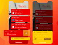 AI based list App design