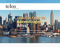 Plataforma Moodle - telos EAD