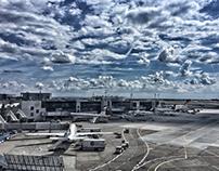 Passing trough Airport