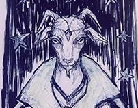 Goat Clairvoyant