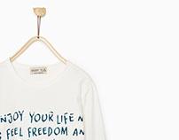 ZARA KIDS - Feel Freedom