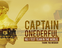 Captain Onederful Ad