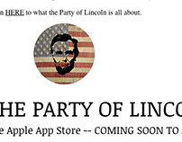 Karen Hunter Party of Lincoln App Promo