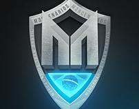 Realistic Esports Logo - M3rcenarios