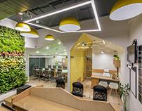 Bhajan Global Impact Foundation_Office Interiors