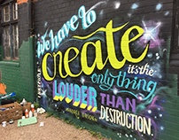 BringThePaint Street Art Festival