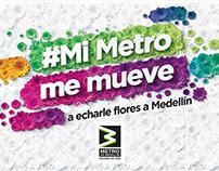 Metro - Feria de Flores