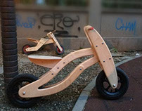 Balance Bike Prototypes