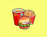 McDonald's: Game App