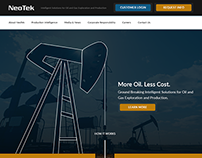 Neotek Energy Website