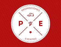 PyE - Identity Branding