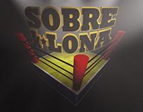 Sobre la Lona (Logo Animado)