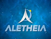 ALETHEIA - Imagotype + Character Design