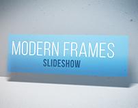 Modern Frames Slideshow