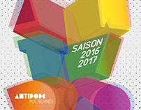 Antipode MJC-Visuel nouvelle saison, atelier Wunderbar