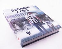 Rayados 70 Years Book Design