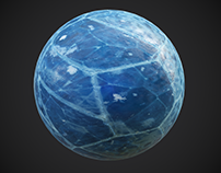 Ice and Snow / PBR Materials