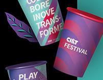 CI&T Festival | Identidade Visual