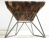 B.A. COFFEE TABLE