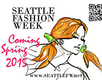 New Work Related to Seattle Fashion Week 2015