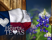 The Hearts of Texas (Old Project I Found on a Drive)