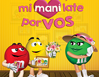 Mother's Day - m&m's Costa Rica 2015