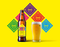 CHIDO Beer Branding