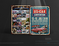US CAR CONVENTION 2018 • The Flyer