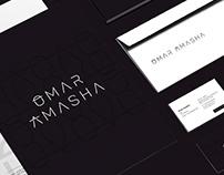 Omar Amasha Brand Identity