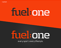 Fuel:one Branding Design Study